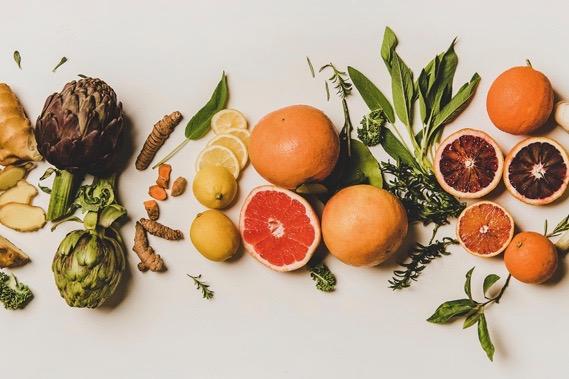 COVID-19 Food Boost Your Immunity