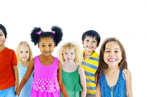 Ethnic Preschooler